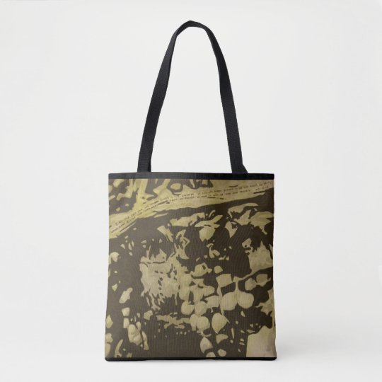 """Vine"" All-Over-Print Tote Bag"