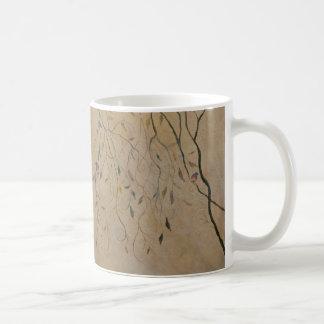Vine and Bluebirds Mug