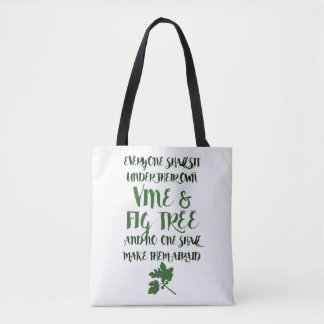 Vine & Fig Tree Tote