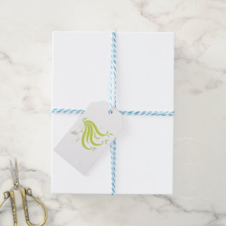 Vine with Flower Gift Tags