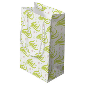 Vine with Flower Small Gift Bag
