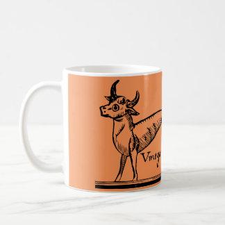 Vinegar Tom witch's familiar mug