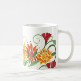 Vines Bottom Coffee Mug