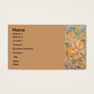 Vines Business Card