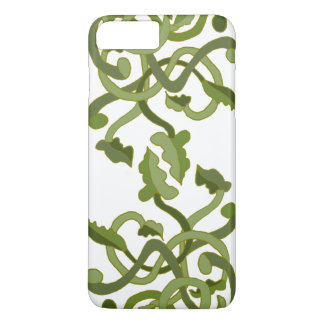 Vines Olive Green Nature Natural World iPhone 7 Plus Case