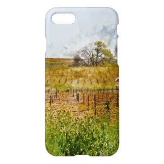 Vineyard in Napa Valley iPhone 7 Case