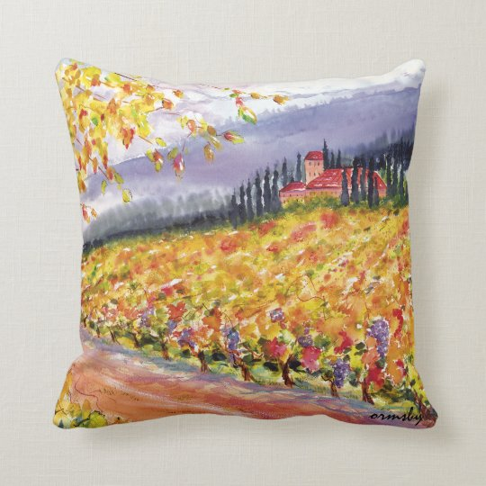Vineyard Pillow