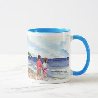 Vineyard Sound walk Mug