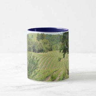 Vineyard View Mug