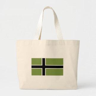 Vinland Flag - Jumbo Tote Bag