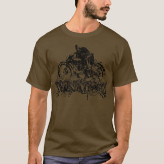 Vinmot Ornate (vintage black) T-Shirt