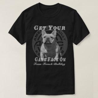 Vinny ABKC Team French Bulldog T-Shirt