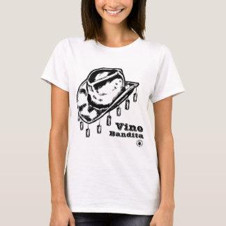 Vino Bandita (Black) T-Shirt