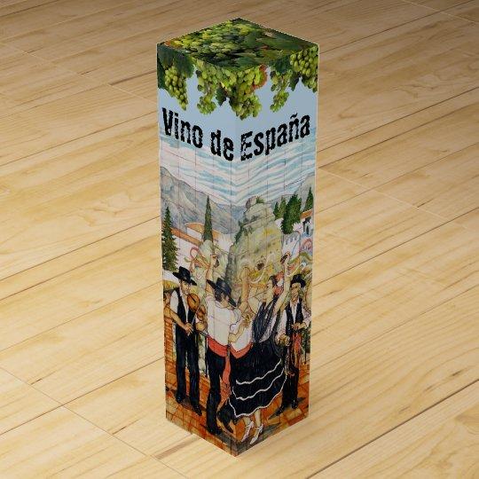 Vino de España Wine Gift Box
