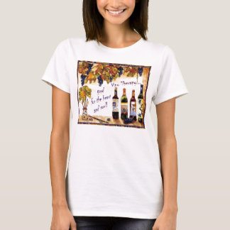 vino therapy T-Shirt