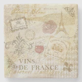 Vins de France II Coaster