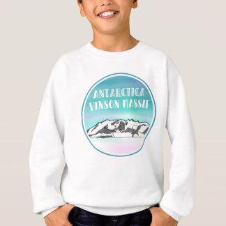 Vinson Massif Antarctica Mountain Sweatshirt