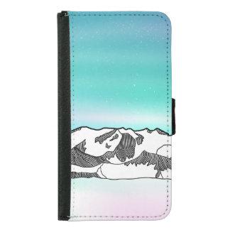 Vinson Massif Samsung Galaxy S5 Wallet Case