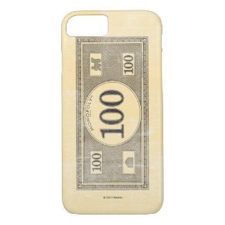 Vintage 100 Dollar Bill iPhone 8/7 Case