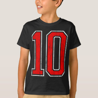 Vintage #10 T-Shirt