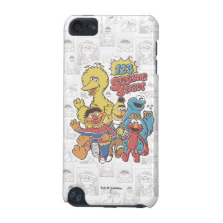 Vintage 123 Sesame Street iPod Touch 5G Cover