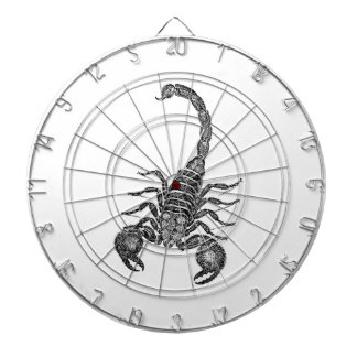 Vintage 1800s Scorpion Illustration - Scorpions Dartboard