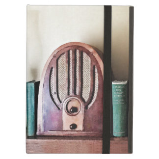 Vintage 1930s Radio iPad Air Cover