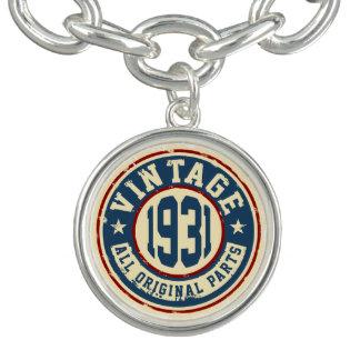 Vintage 1931 All Original Parts Bracelet
