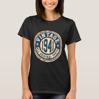Vintage 1941 All Original Parts T-Shirt