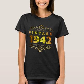 Vintage 1942 Costume. 76th Birthday T-Shirt. T-Shirt