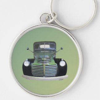 Vintage 1947 GMC Pickup Truck Key Ring
