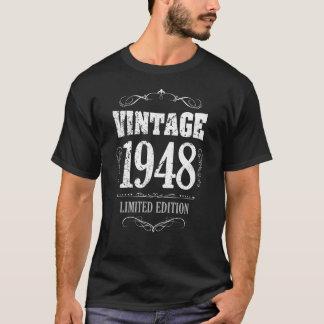 Vintage 1948 funny 70th Birthday Men's Tee