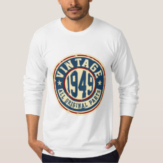 Vintage 1949 All Original Parts T-Shirt
