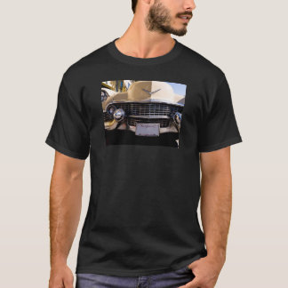 Vintage 1950s Classic Caddy Grill Photograph T-Shirt