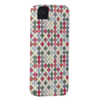 Vintage 1950s Polka Dots BlackBerry Bold Case