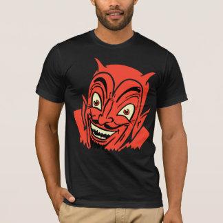 Vintage 1950s Red Devil Shirt