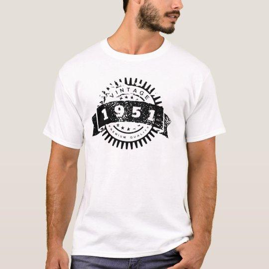 Vintage 1951 Premium Quality T-Shirt