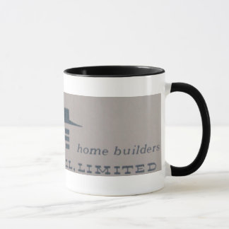 Vintage 1959 Curran Hall Home Builder Mug