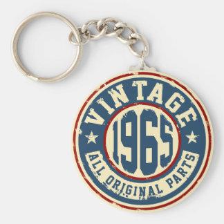 Vintage 1965 All Original Parts Keychain