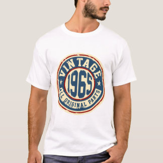 Vintage 1965 All Original Parts T-Shirt