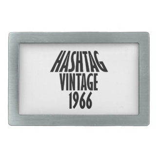 vintage 1966 designs rectangular belt buckles