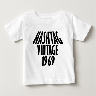 vintage 1969 designs baby T-Shirt