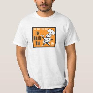 Vintage 1970's Minute Man T-Shirt