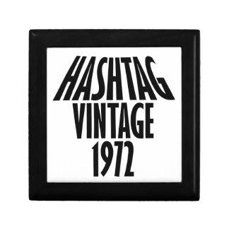 vintage 1972 designs jewelry boxes