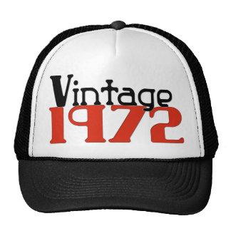 Vintage 1972 trucker hat
