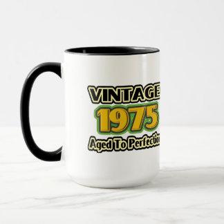 Vintage 1975 - Aged To Perfection Mug