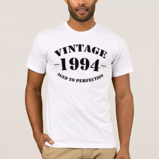 Vintage 1994 Birthday aged to perfection T-Shirt