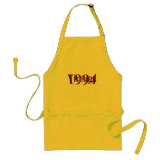 Vintage 1994 standard apron