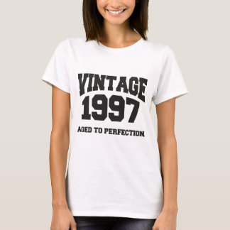 Vintage 1997 - Aged ton perfection T-Shirt