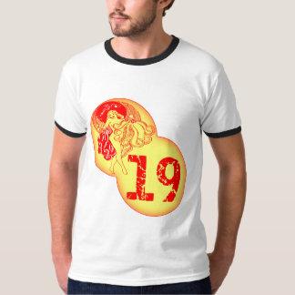 Vintage 19th Birthday Gifts Tshirts